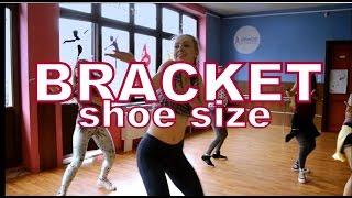 Bracket Shoe Size AfroBeat -  Choreografia by Dorotka Piasecka
