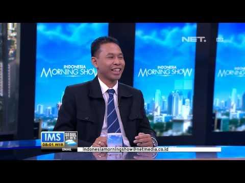 IMS - Talkshow Eko Endarto perencana keuangan