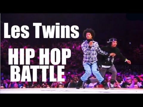 Les Twins @ Juste Debout Battle 2011