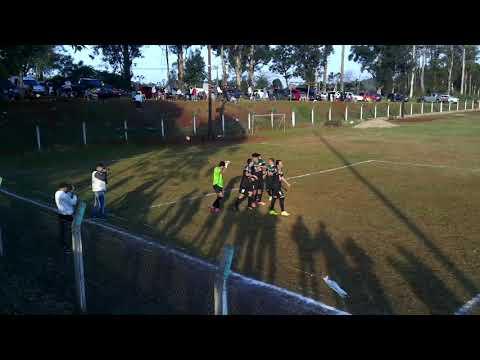 Deportes Misiones: gol de Leonardo Spagnol a La Canterita
