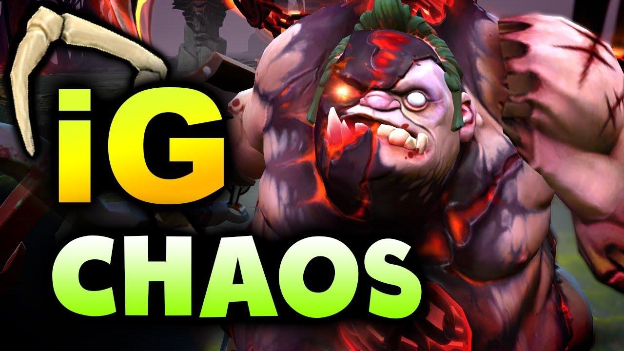 CHAOS vs iG - SEMI FINAL - SUMMIT 11 MINOR DOTA 2 thumbnail