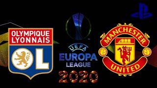 FIFA 20 UEFA Europa League Olympique Lyonais vs Manchester United