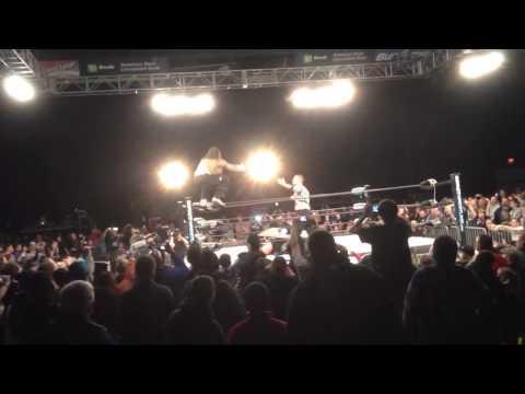 Jeff Hardy Vs Abyss TNA MONSTER BALL PPV