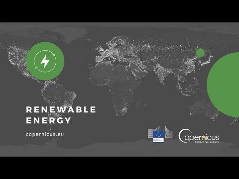 Copernicus for Renewable Energy: Environmental Monitoring of Marine Renewable Energy Farms