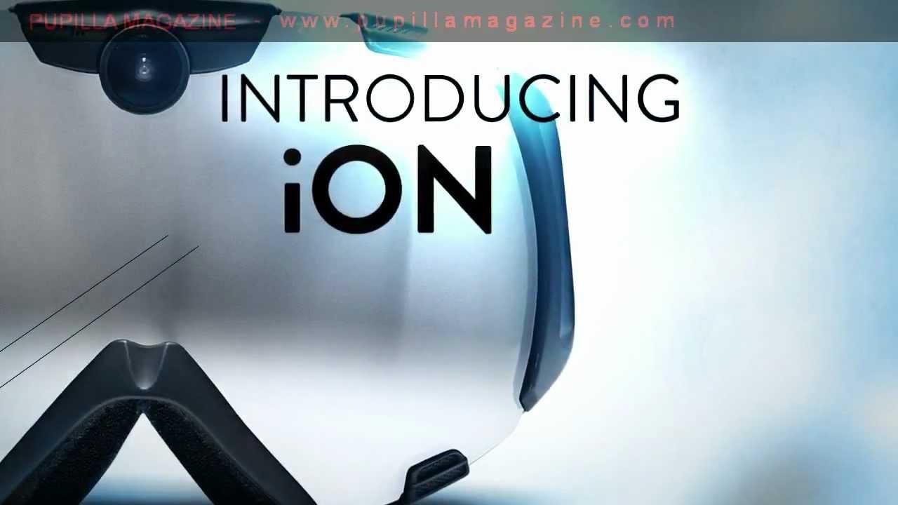 c280995f97c Pupilla Magazine - ZEAL Optics - iON New HD Camera Goggle - YouTube