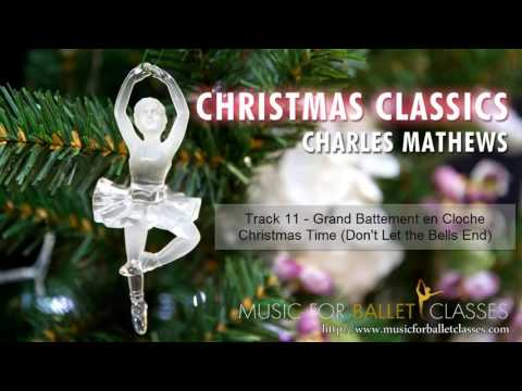Festive Christmas Music for Ballet Class - Christmas Classics Preview