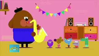 Hey Duggee - El saxofón