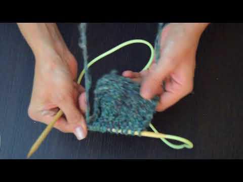 Youtube-Tutorial: DIY-Handwärmer Strickanleitung