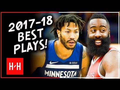 Houston Rockets vs Minnesota Timberwolves BEST Highlights from 2017-18 NBA Regular Season!