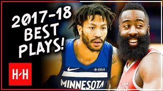 Houston Rockets vs Minnesota Timberwolves BEST Highlights from 2017-18 NBA Regular Season!