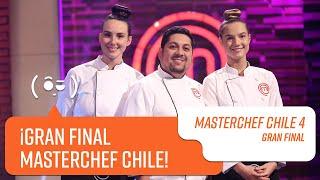 Capítulo final   MasterChef Chile 4