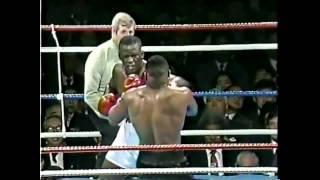 Mike Tyson vs James Douglas (highlights)