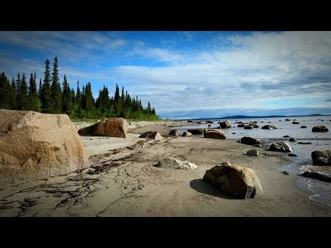 GGC - 8 - Road Trip to Nunavut Territory via James Bay