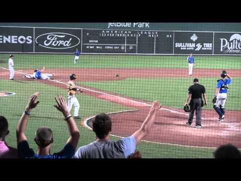 Trinity Christian Academy wins FHSAA Class 4A Baseball State Championship
