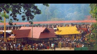 Thiruvananthapuram: 10-day annual festival at Sabarimala temple ends today