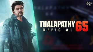 Thalapathy65 – official Announcement | Thalapathy Vijay With Sun Pictures | Master