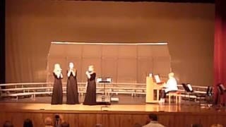 Carol of the Bells/Sing We Now of Christmas by BarlowGirl! performed by Spenser Rebekah  & Madison