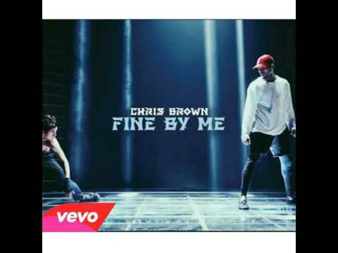 Chris Brown - Fine By Me (Audio)