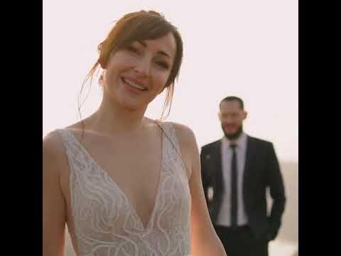 Brides choose Slanovskiy dress. Feel the vibes