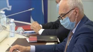 Фото Заседание Правительства Свердловской области