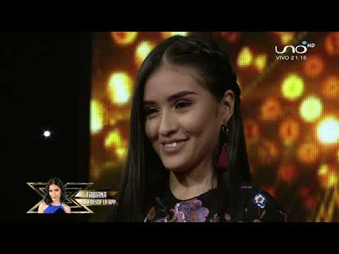Destino - Greeicy - Fabiana - Factor X 2019