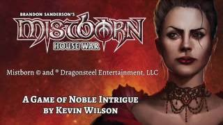 Mistborn  House War by Crafty Games
