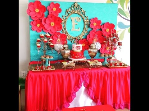 Fiesta De Elena De Avalor Party Ideas 2017 Mesa De