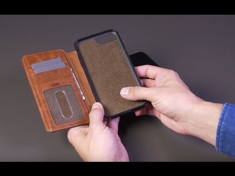 best website 01c9e 27c07 Wallet Book for iPhone 8 and 8 Plus | Sena Cases