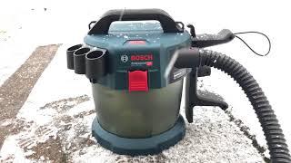 Snow Bosch GAS 18V-10 L VACUUM CLEANER