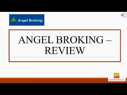 Angel Broking Review by Top10stockbroker