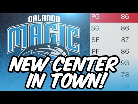 1ST ORLANDO CHAMPIONSHIP! Rebuilding the Orlando Magic! NBA