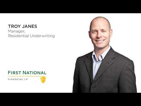 Meet Troy Janes, Manager, Residential Underwriting
