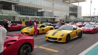 Ferrari owners abu dhabi - join us