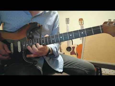 "El ""desafío De La Cuarentena"" De Guitarristas Info Funk  Norbert Exp"