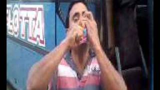 1 litro de yogurt 7 segundos filmacin acegua uruguay yopicareta
