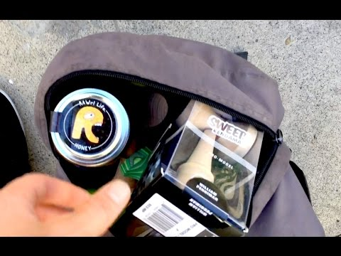 KENDAMA SUPERFOOD BACKPACK