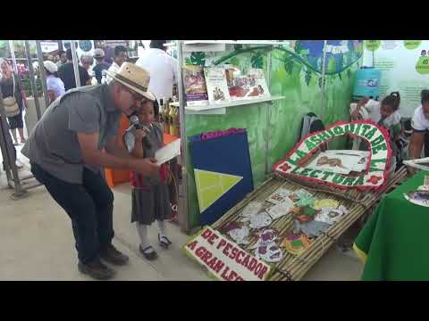 PEEL EXPOAMAZÓNICA ESTRATEGIA CHIQUINOTICIA EXPOAMAZONICA   JARDIN AMAZONIA