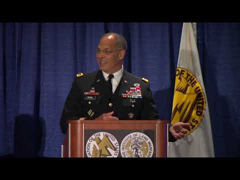 AUSA 2018 CMF 4 Sustaining the Force