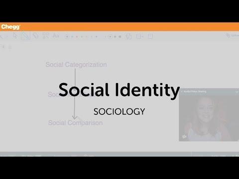Social Identity | Sociology | Chegg Tutors