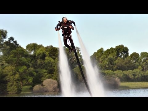 Jetpack Rocket Science