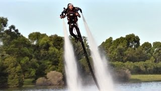 The Science of Jetpacks and Rockets!