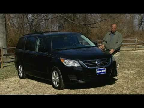 MotorWeek Road Test: 2009 Volkswagen Routan