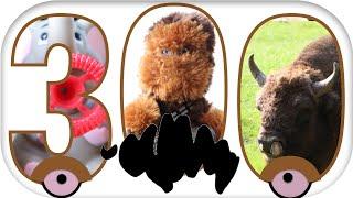 Сафари Мыльные Пузыри | Зубр | Забавные Зоо Игрушки | Звуки Животных