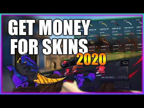 How To Sell CS:GO Skins for REAL MONEY In 2020!