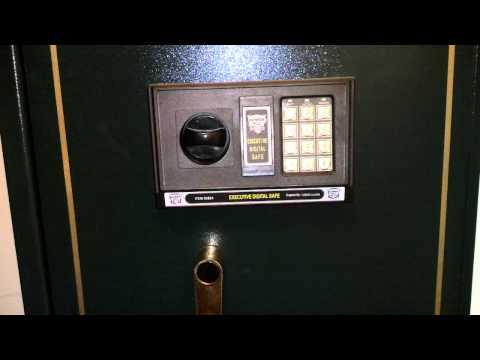 Install a safe and DVR / video cameras In a Apartment