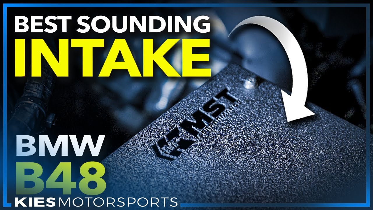 How to Install the ALL NEW BMW F30 B48 Intake from MST Performance!  #mstperformance