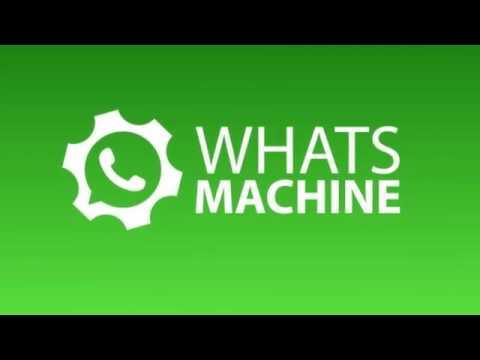 → Como extrair número de whatsapp do Facebook - WHATS MACHINE