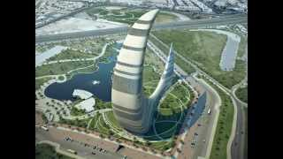 Dubai Crescent Moon Tower