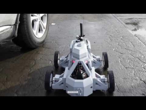 Sentinel Robotic System Demo