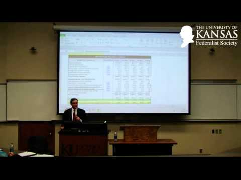 Is Kansas's Budget Plan Working? KU Federalist Society, September 30, 2014